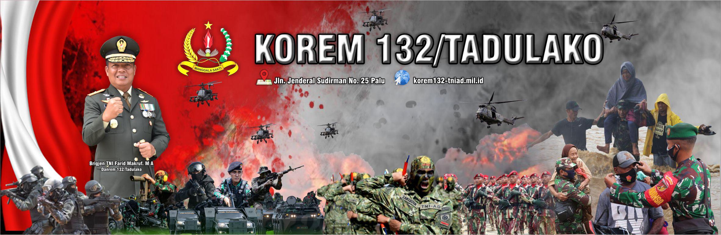 Korem 132 Tadulako